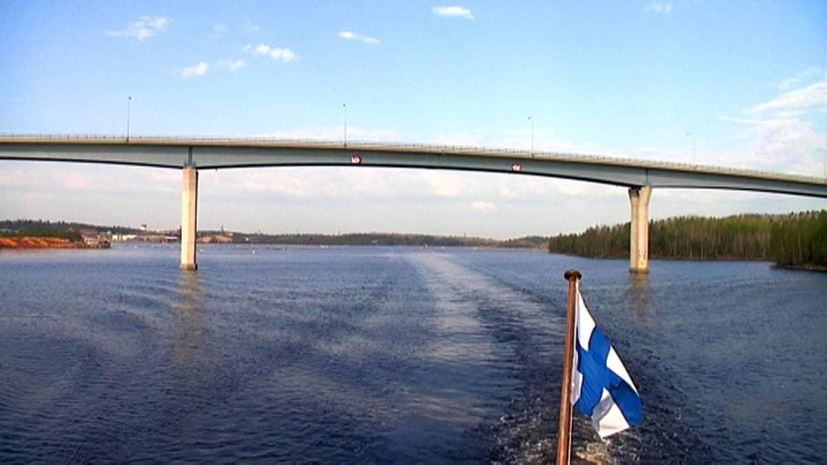 Luukkaansalmen silta