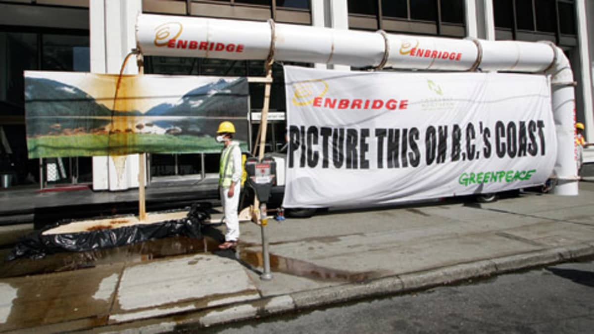 Greenpeacen mielenilmaus