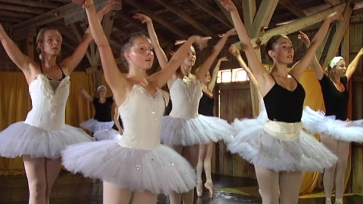 Baletti on harvan työ, mutta yhä useamman harrastus.
