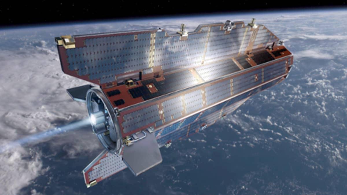 ESA satelliitti Goce