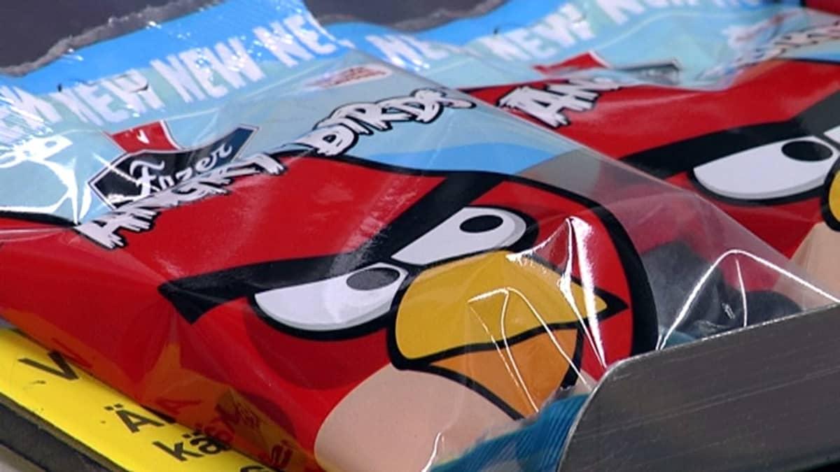 Angry Birds -makeispusseja