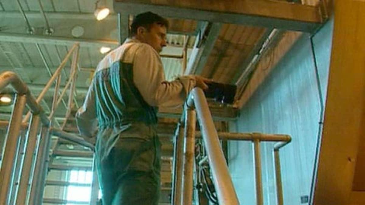 UPM:n Tervasaaren tehdas on yksi lomauttajista.