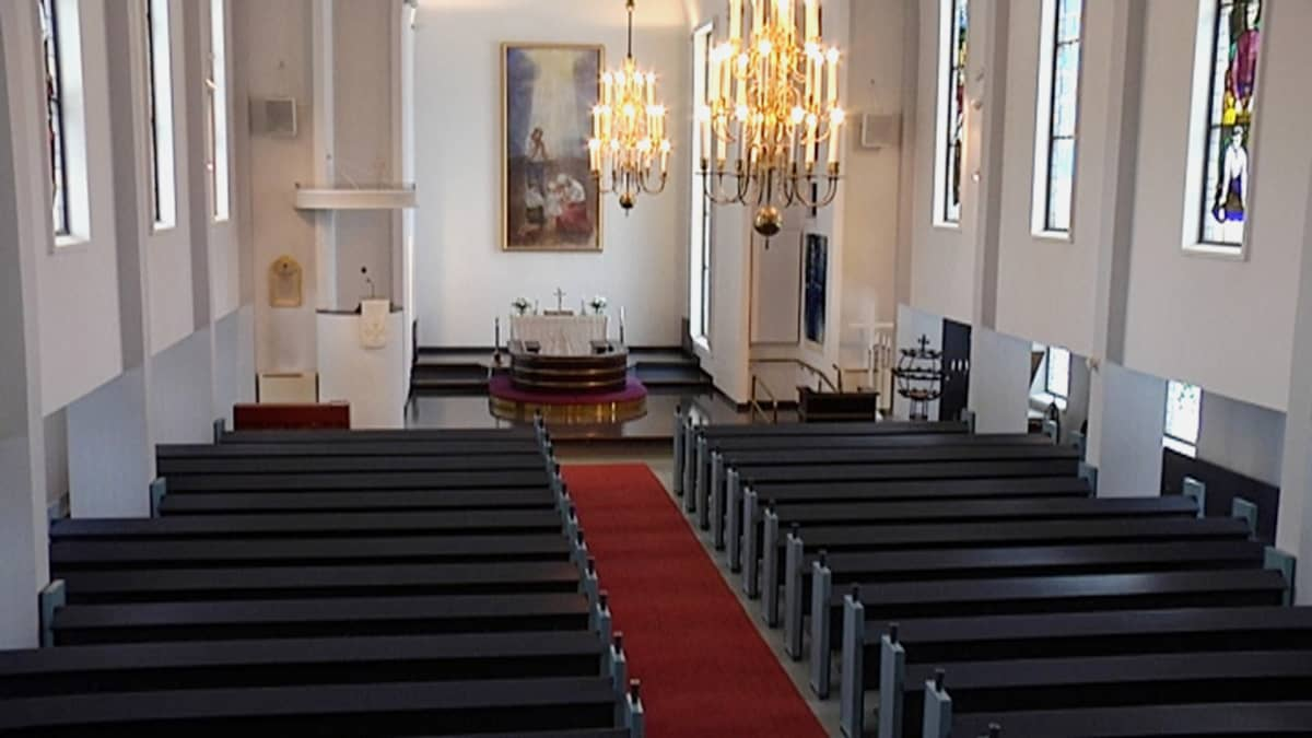 Simpeleen kirkko