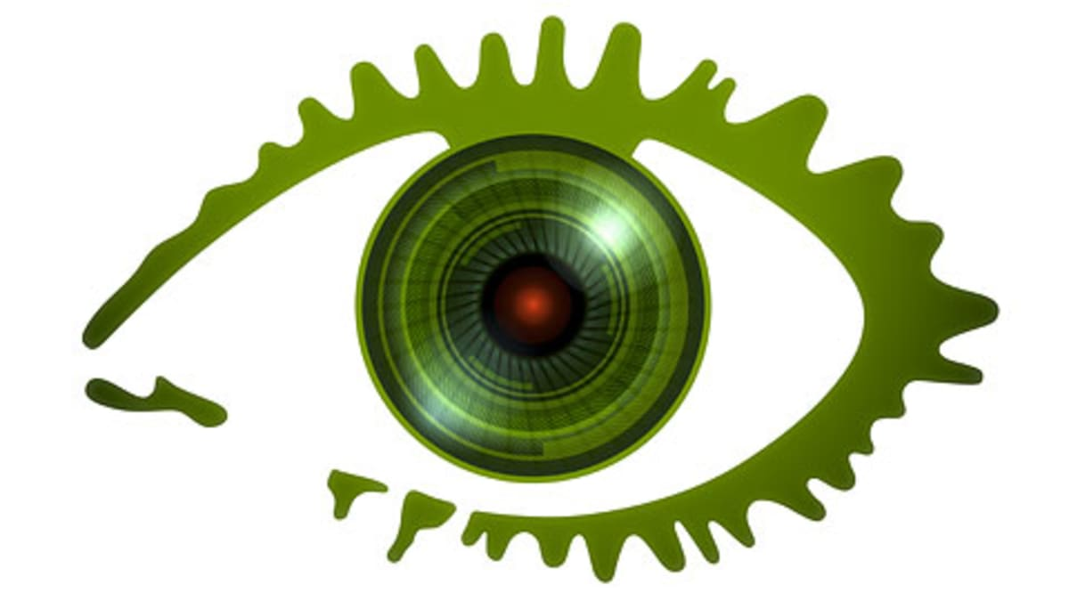 Big Brother -ohjelman silmälogo