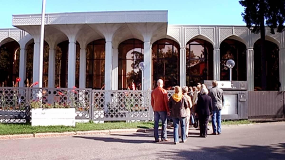 Irakin suurlähetystö.