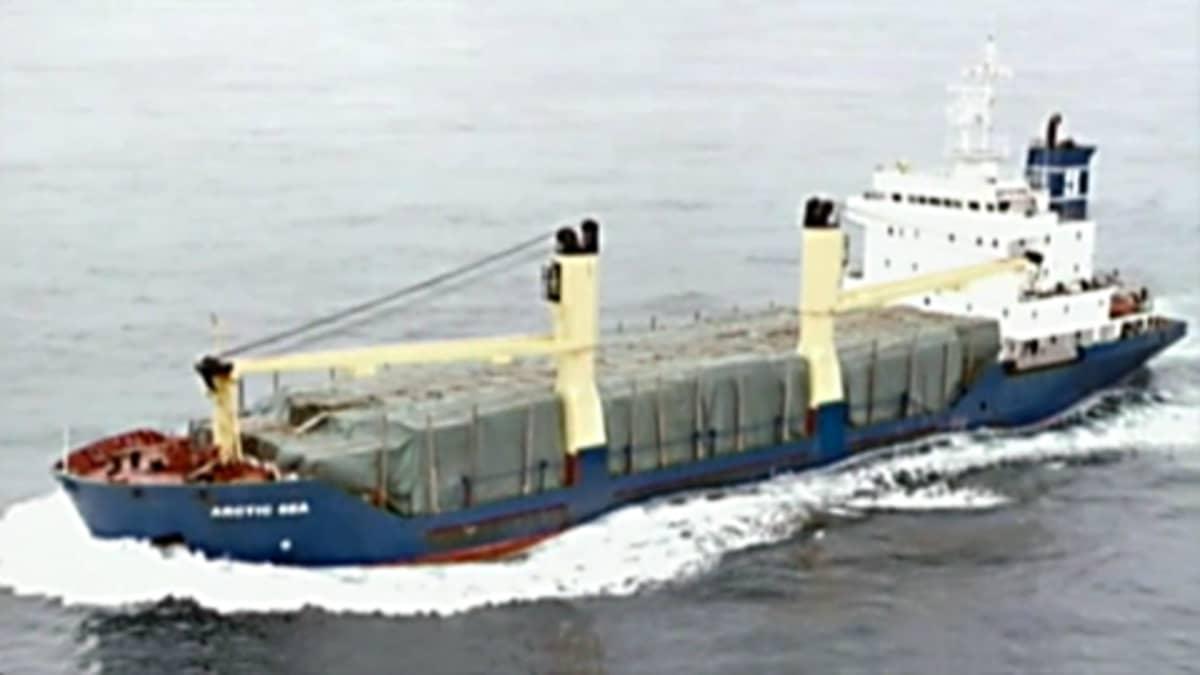 Arctic Sea-alus merellä
