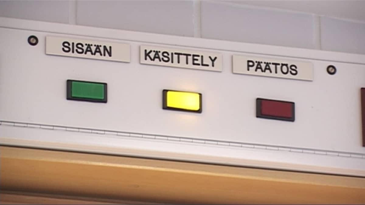 Kuopion käräjäoikeus.