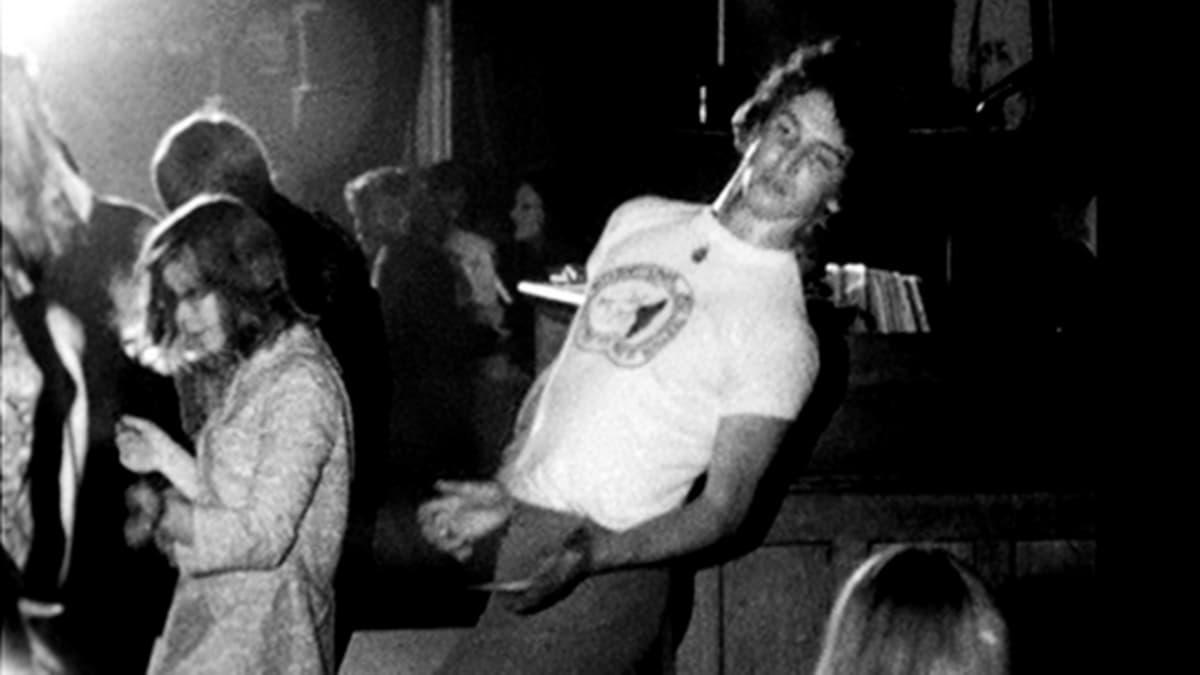 Kotimaista diskotyyliä vuodelta 1971.