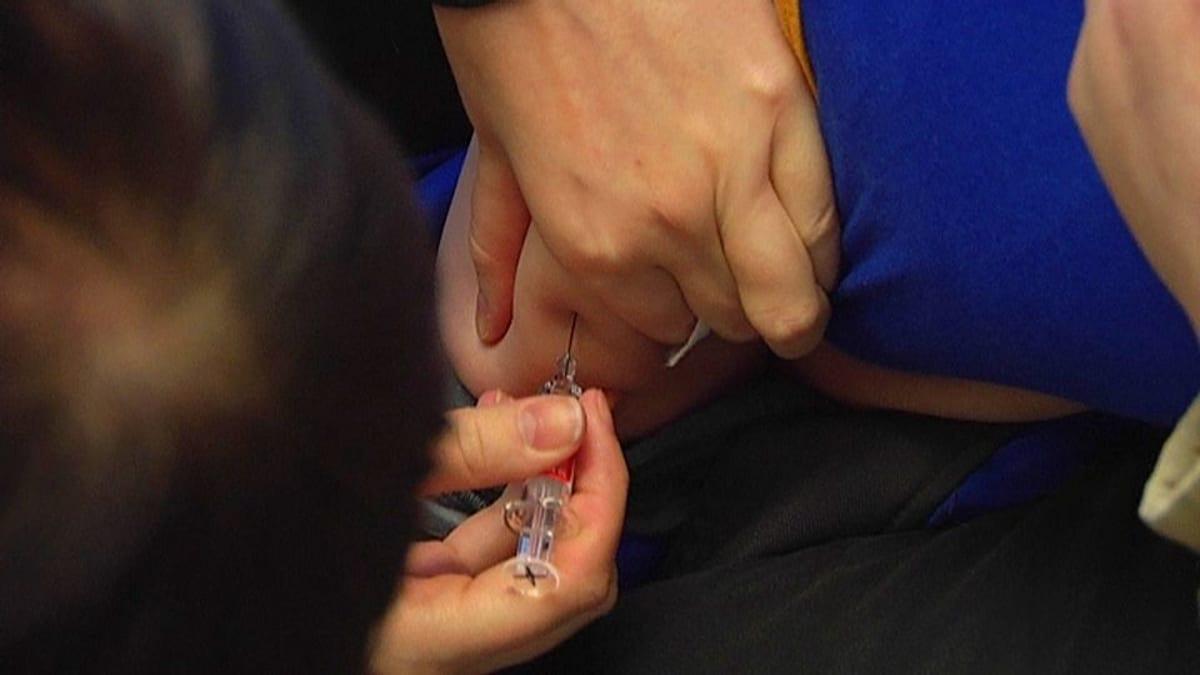 Kausi-influenssa rokotus