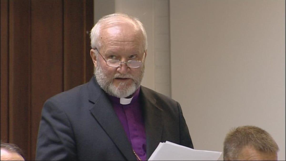 Kuopion hiippakunnan piispa Wille Riekkinen