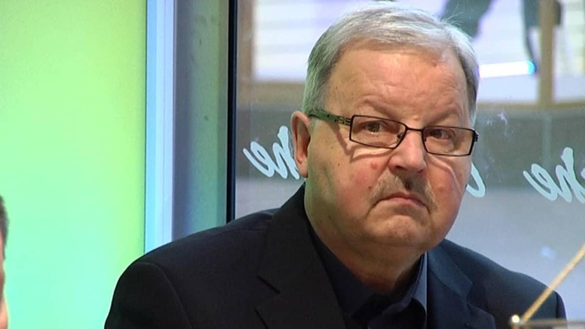 TPS:n maalivahtivalmentaja Urpo Ylönen