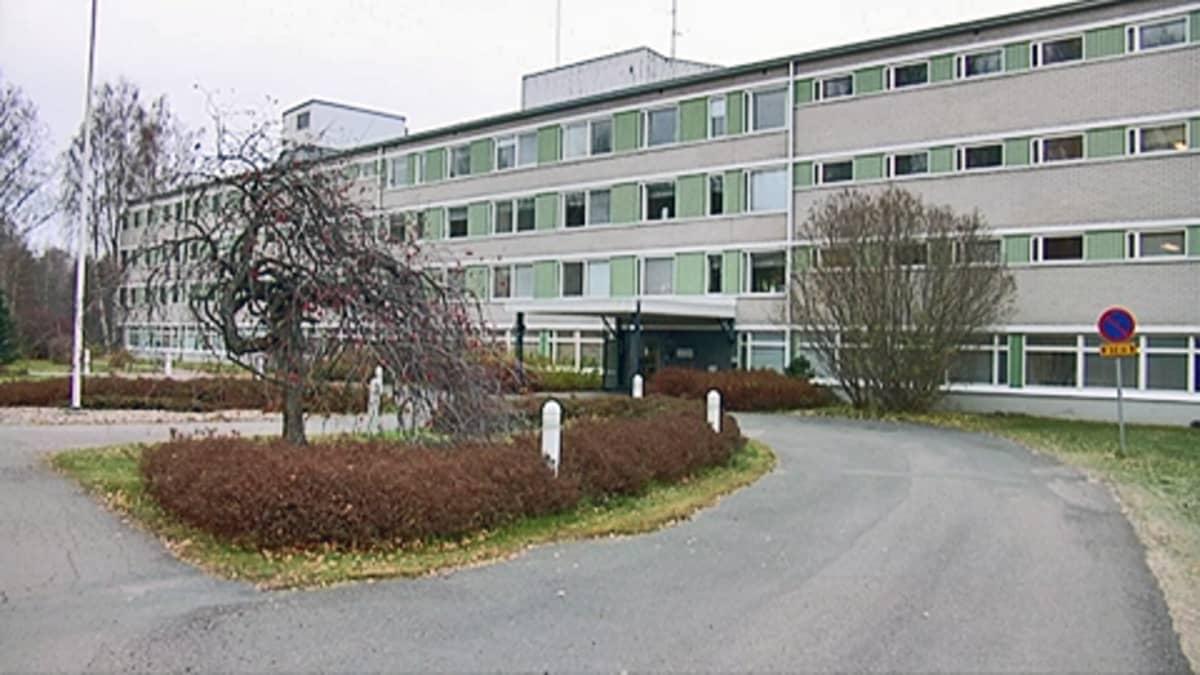 Kaivannon sairaala