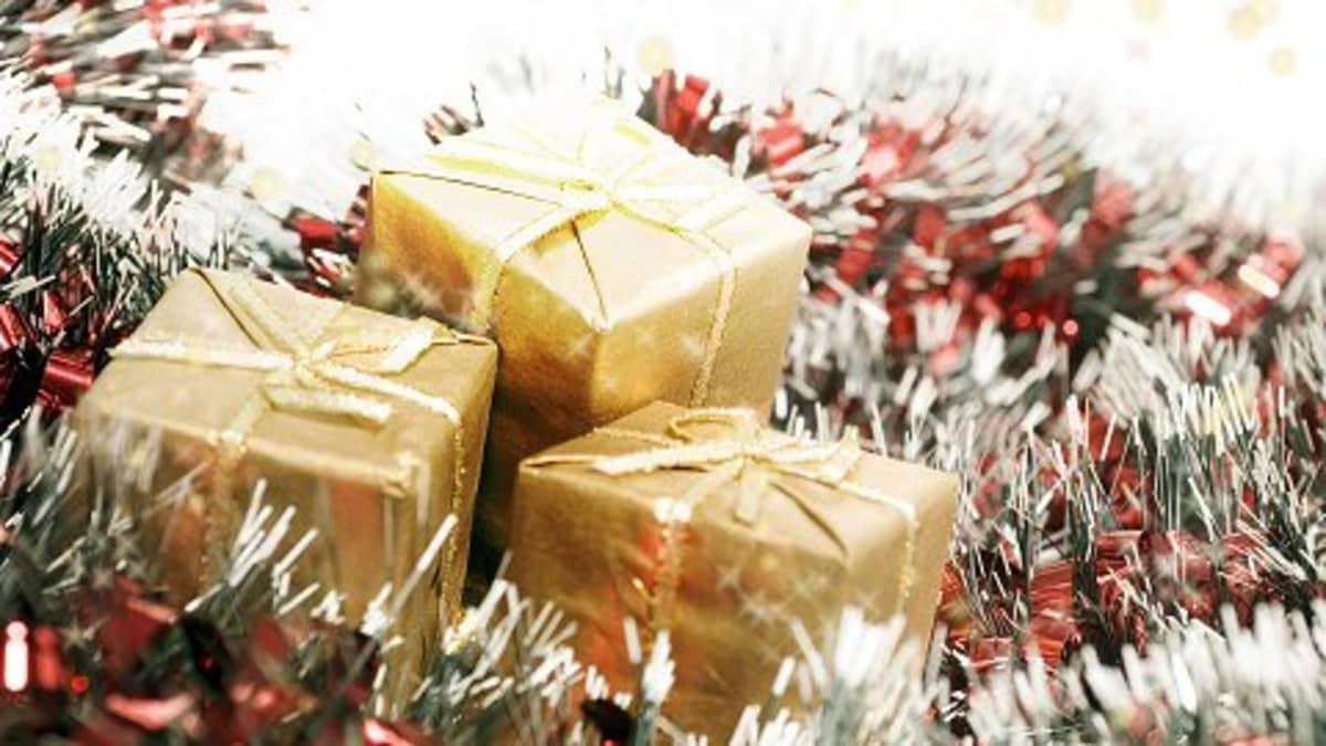 Joulupaketteja
