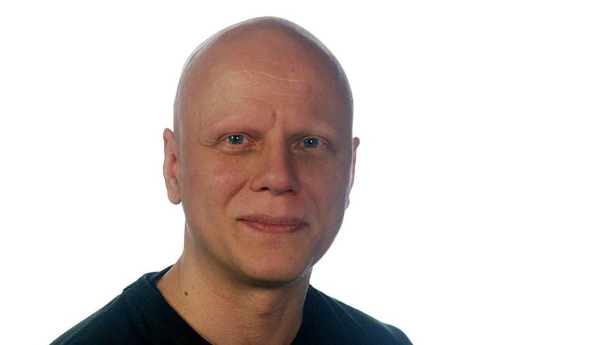 Toimittaja Antti Seppälä