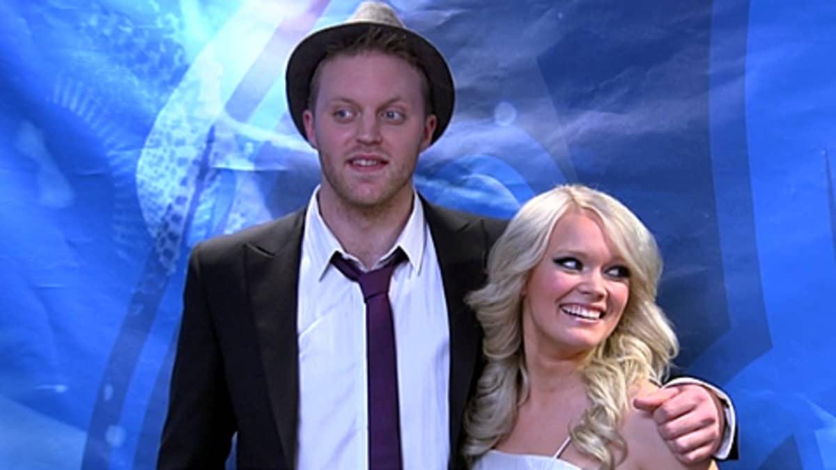 Koop Arponen ja Anna Puustjärvi.