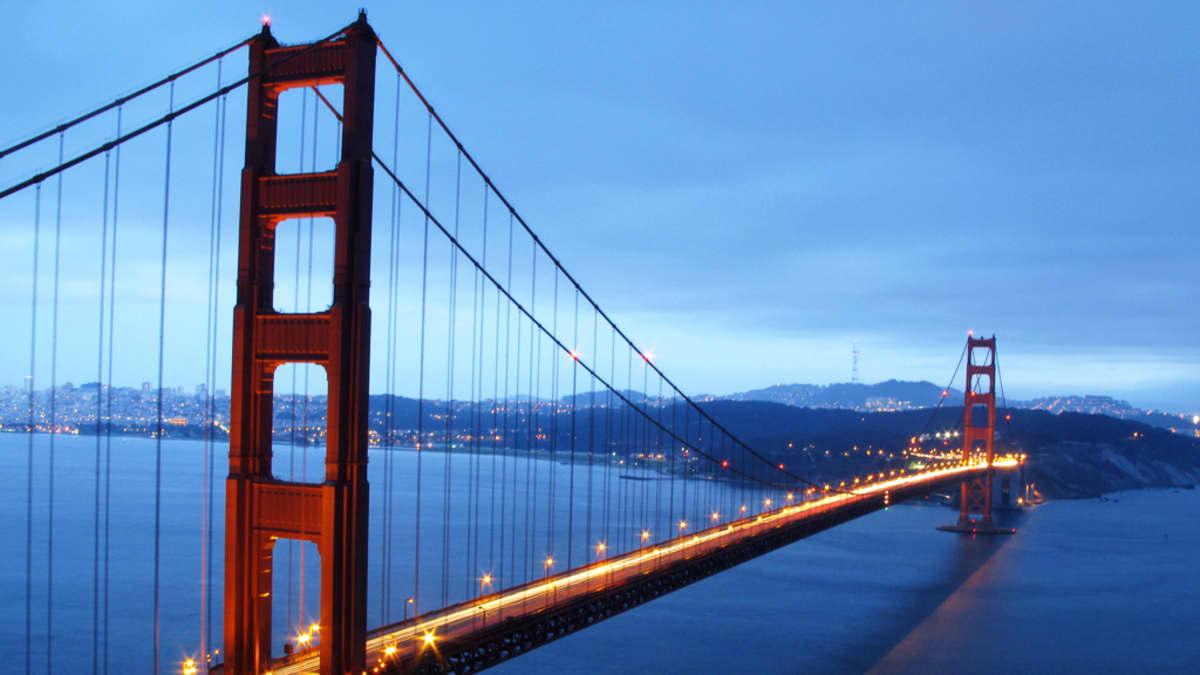Golden Gate -silta.