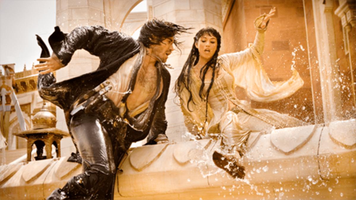 Jake Gyllenhaal ja Gemma Arterton elokuvassa Prince of Persia: The Sands of Time.