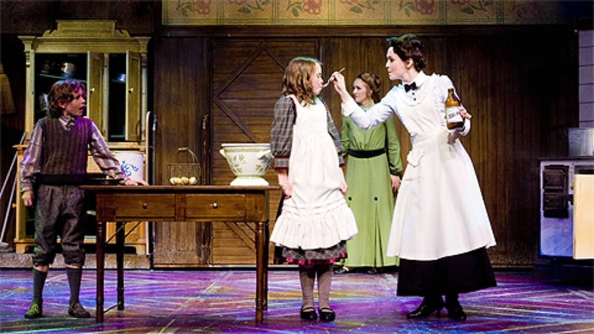 Kuva näytelmästä Maija Poppanen