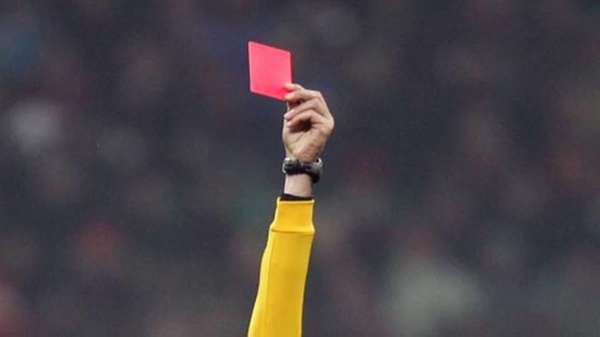 Punainen kortti