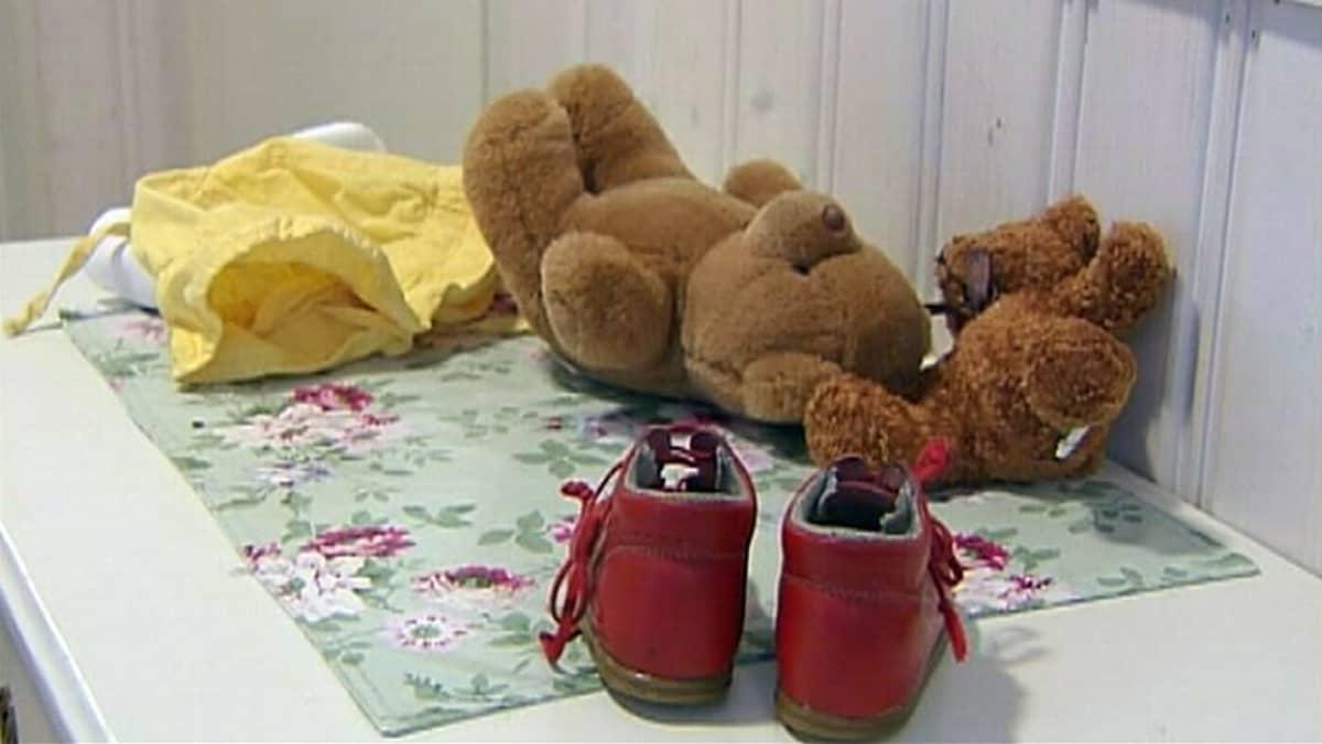 Nalle ja kengät
