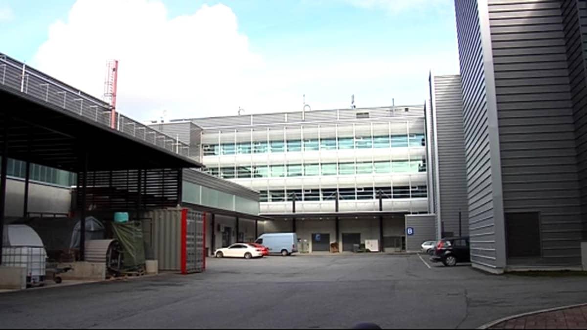 Savonia on suunnitellut uuden kampuksensa ensimmäistä vaihetta Microkadun rakennusten sisäpihalle.