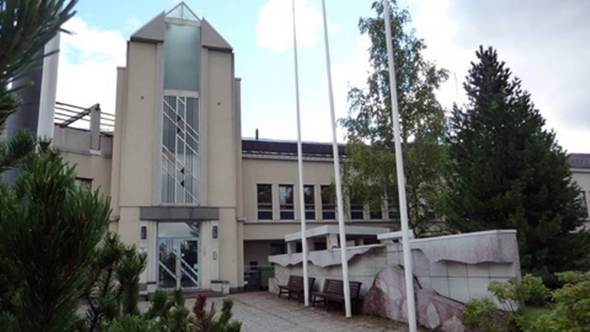Keminmaan kunnanvirasto