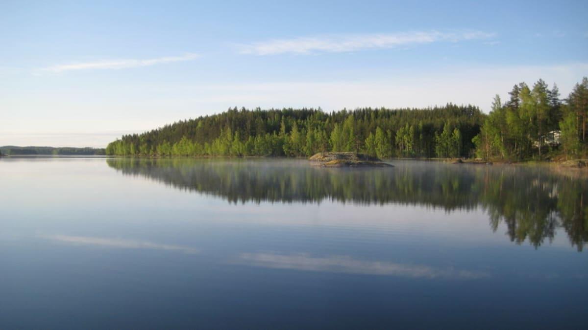 Saimaa on suomalainen valttikortti.