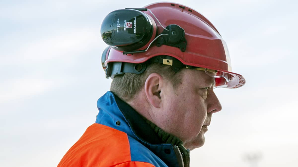 Talvivaaran kaivosyhtiön perustaja ja yhtiön toimitusjohtaja Pekka Perä.