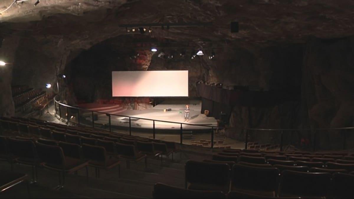 Punkaharjun luolaston konserttisali