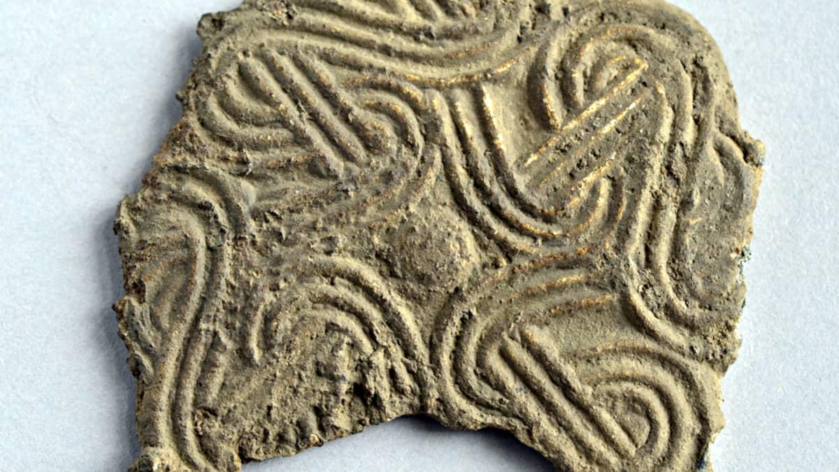 Rautjärveltä löydetty hopeapala.