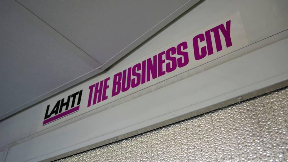 business city