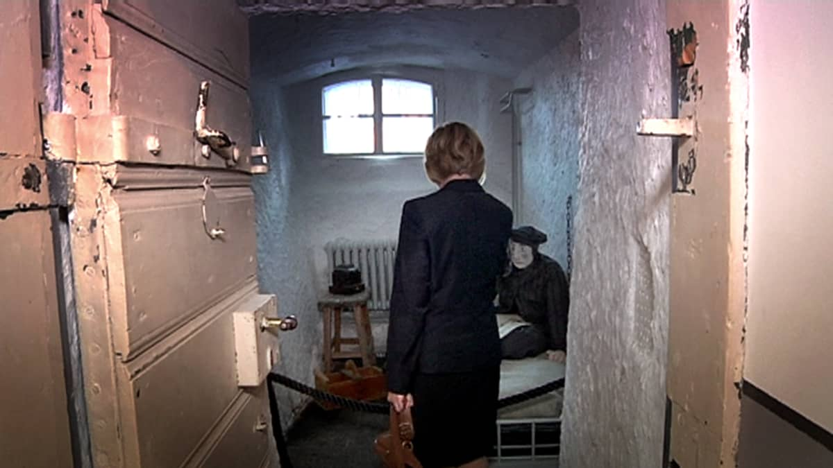 Rannanjärven selli Vaasan vankilassa on kunnostettu vankilan 150-vuotisjuhlan kunniaksi.