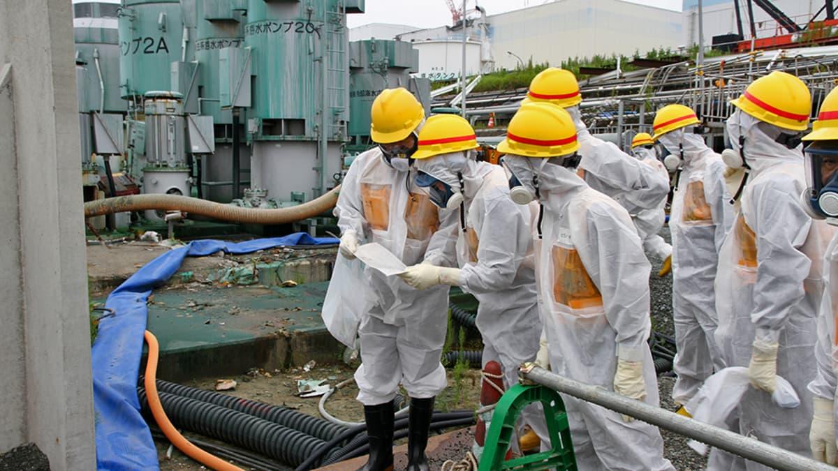 Fukushima ydinvoimala