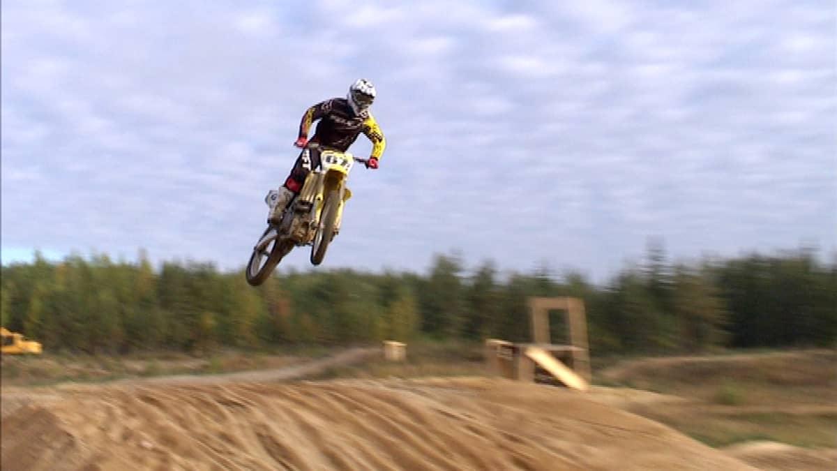 Muukko motocross-rata Lappeenranta Muukon motocross-rata motocross moottoripyörä