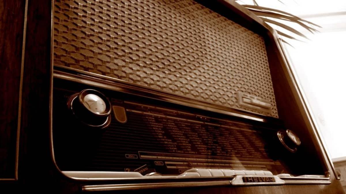 Vanha radio