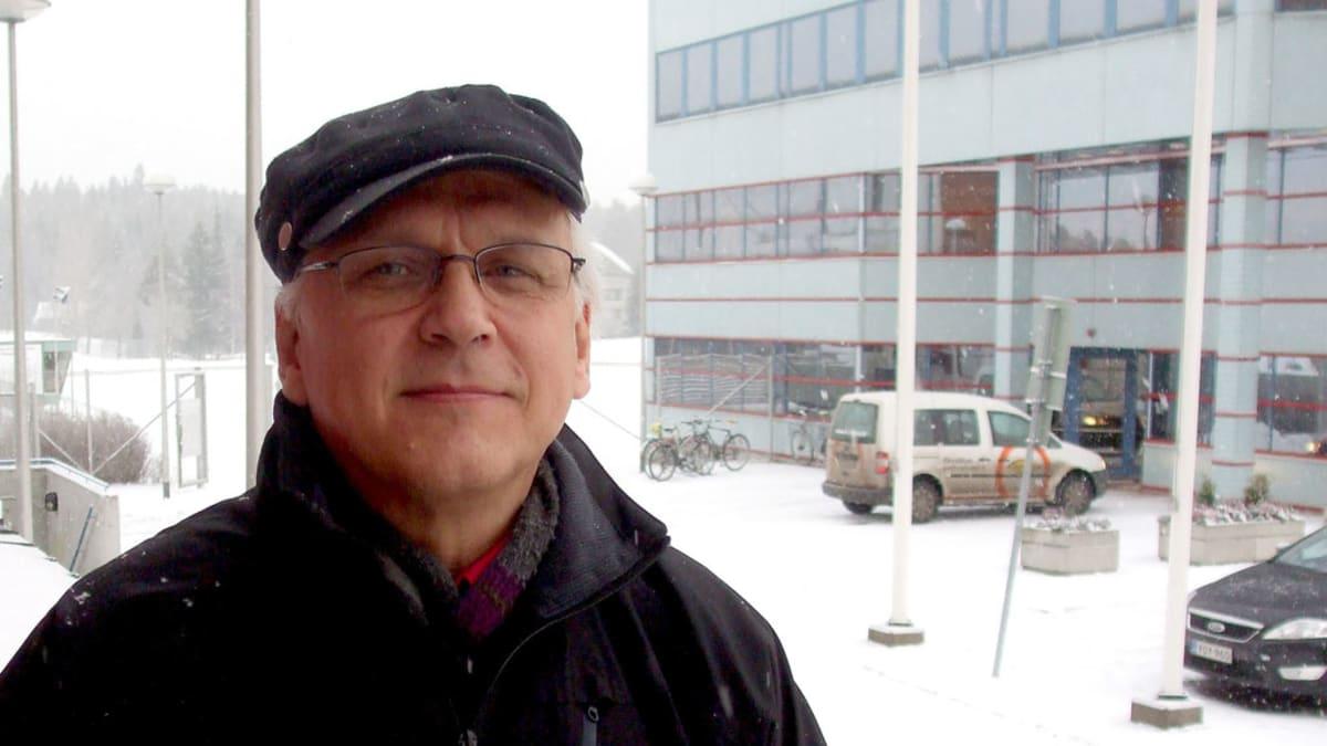 Opetusneuvos Sakari Viinikainen (arkistokuva)