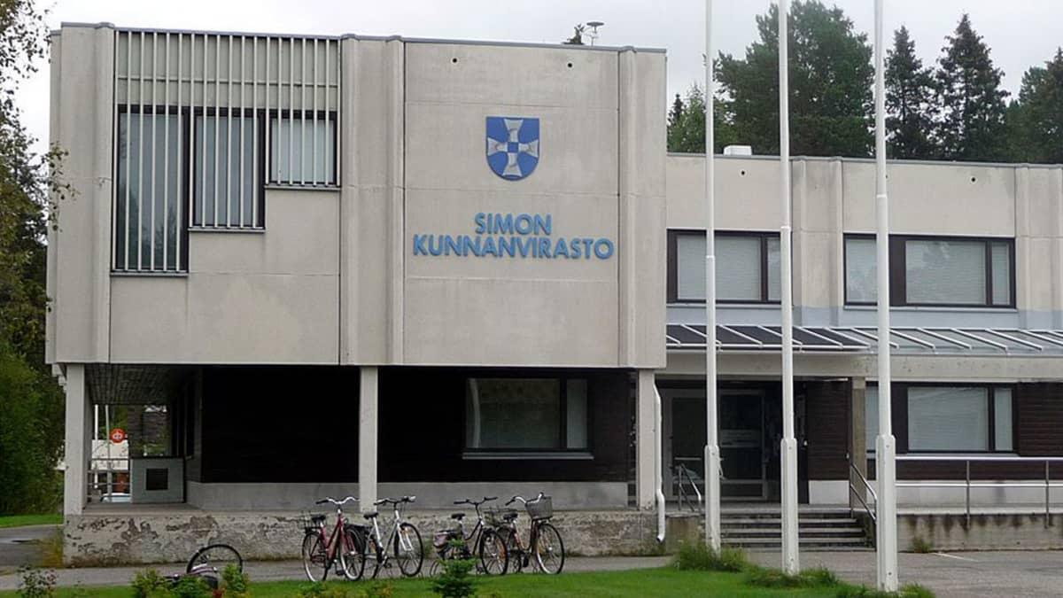 Simon kunnanvirasto