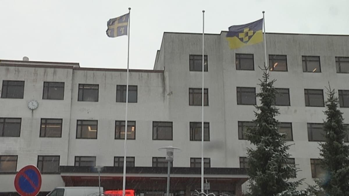 Rauman aluesairaala, liput