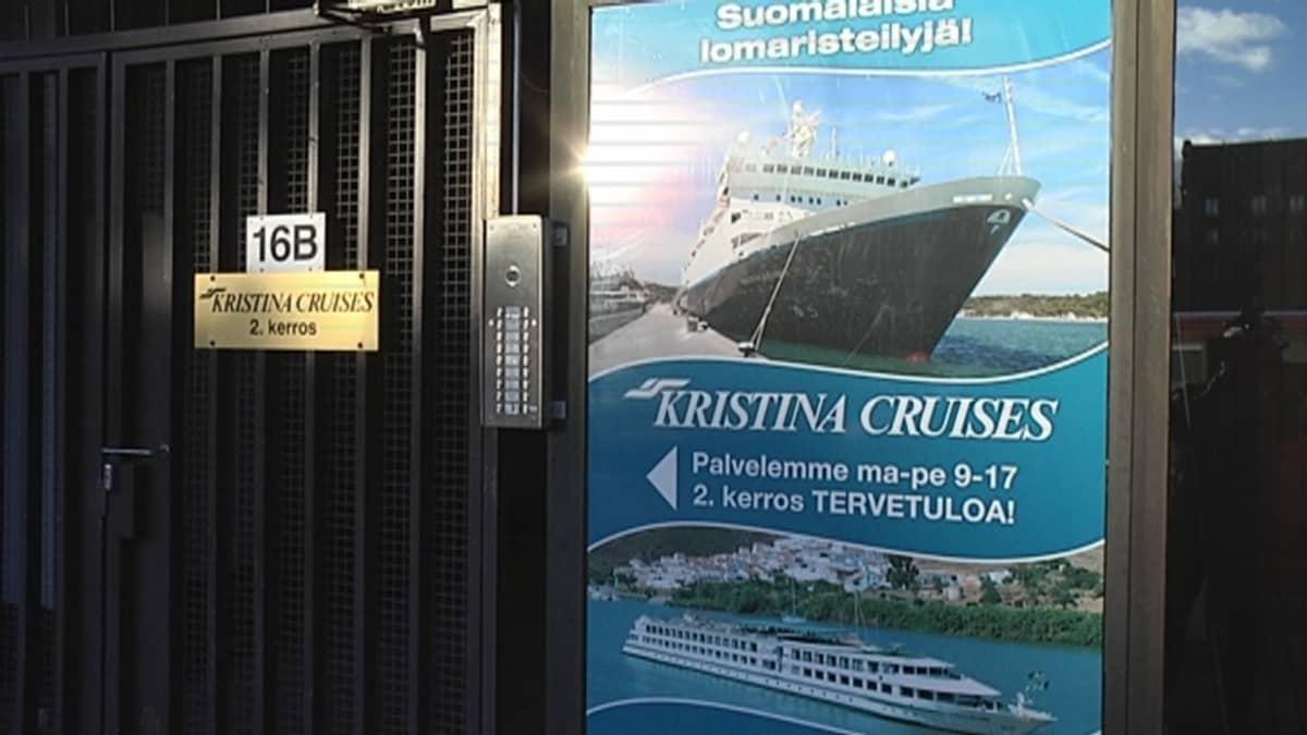Kristina Cruisesin toimisto