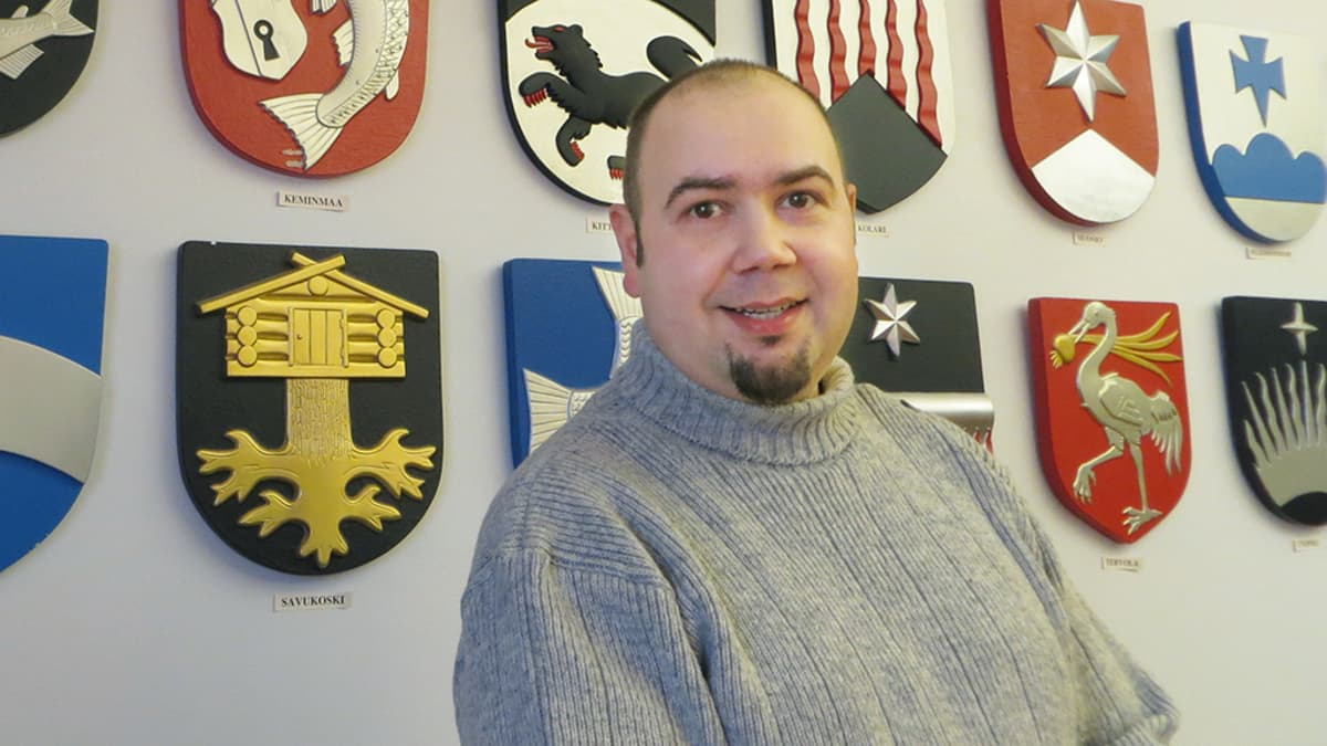 Lapin maakuntajohtaja Mika Riipi.