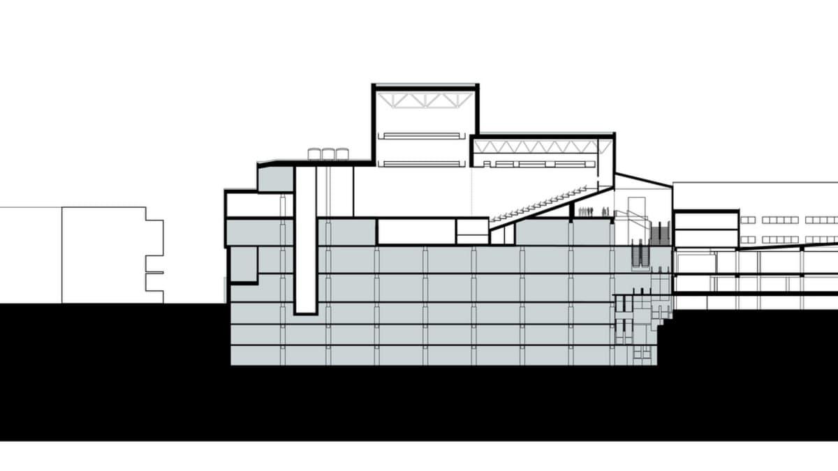 Lappeenrannan kaupunginteatteri tulee kauppakeskuksen yläkerrokseen.