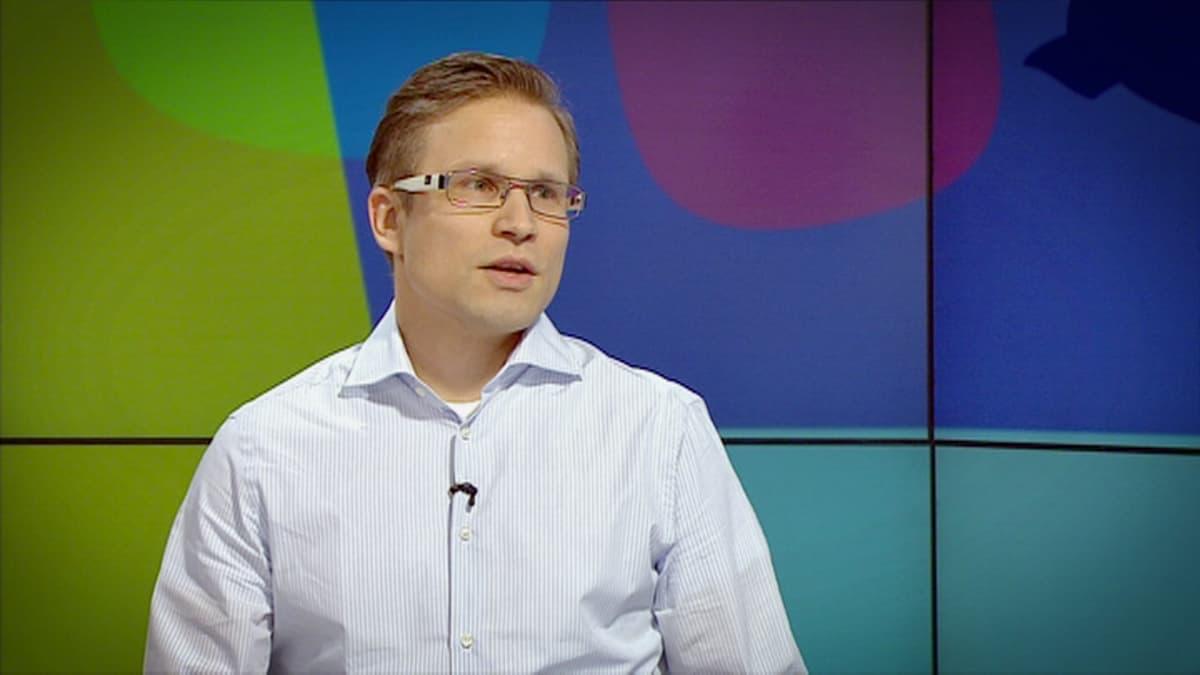 Kelan johtavan tutkija Mikko Niemelä.