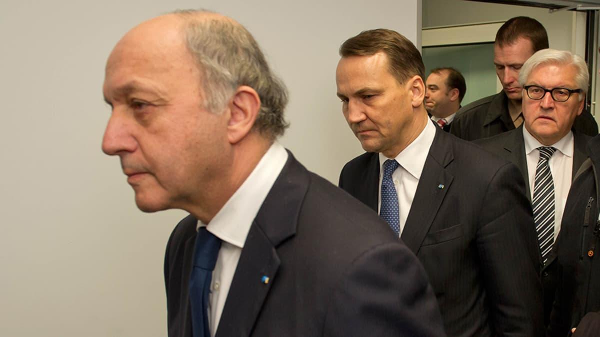 Ukraina neuvottelut