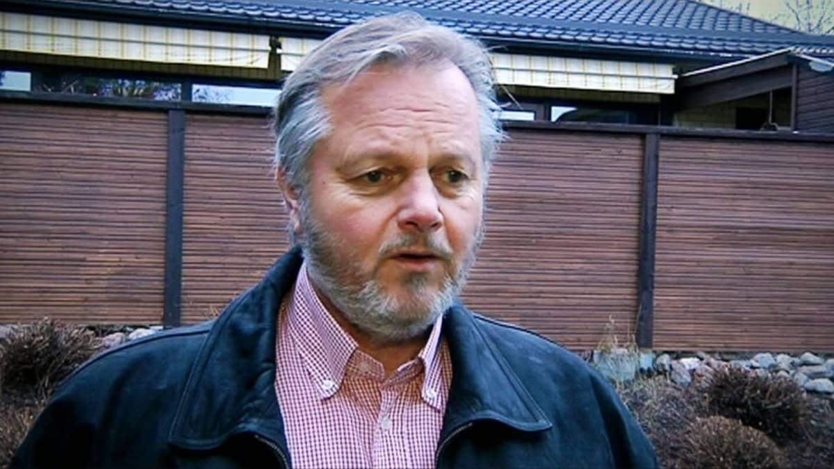 Helsingin yliopiston valtio-opin professori Jan Sundberg.