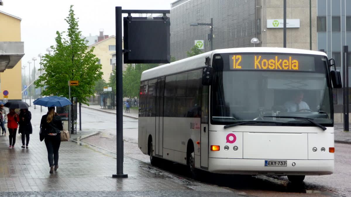 Koskilinjojen linja-auto