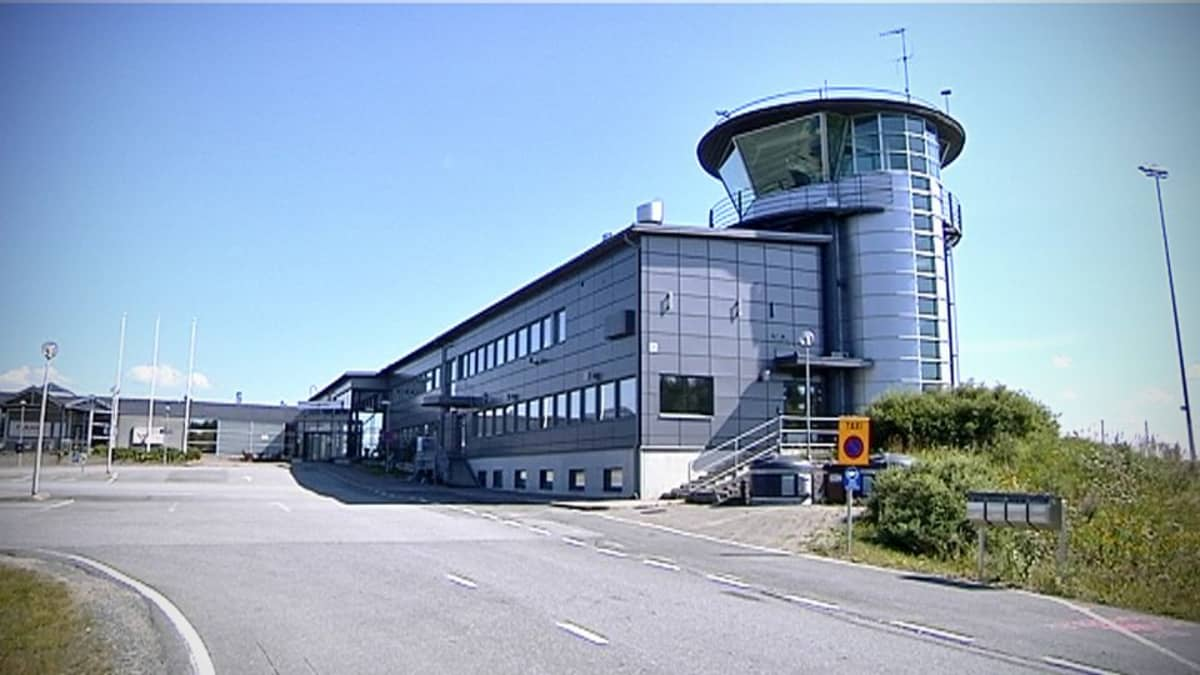 Seinäjoen lentoasema.