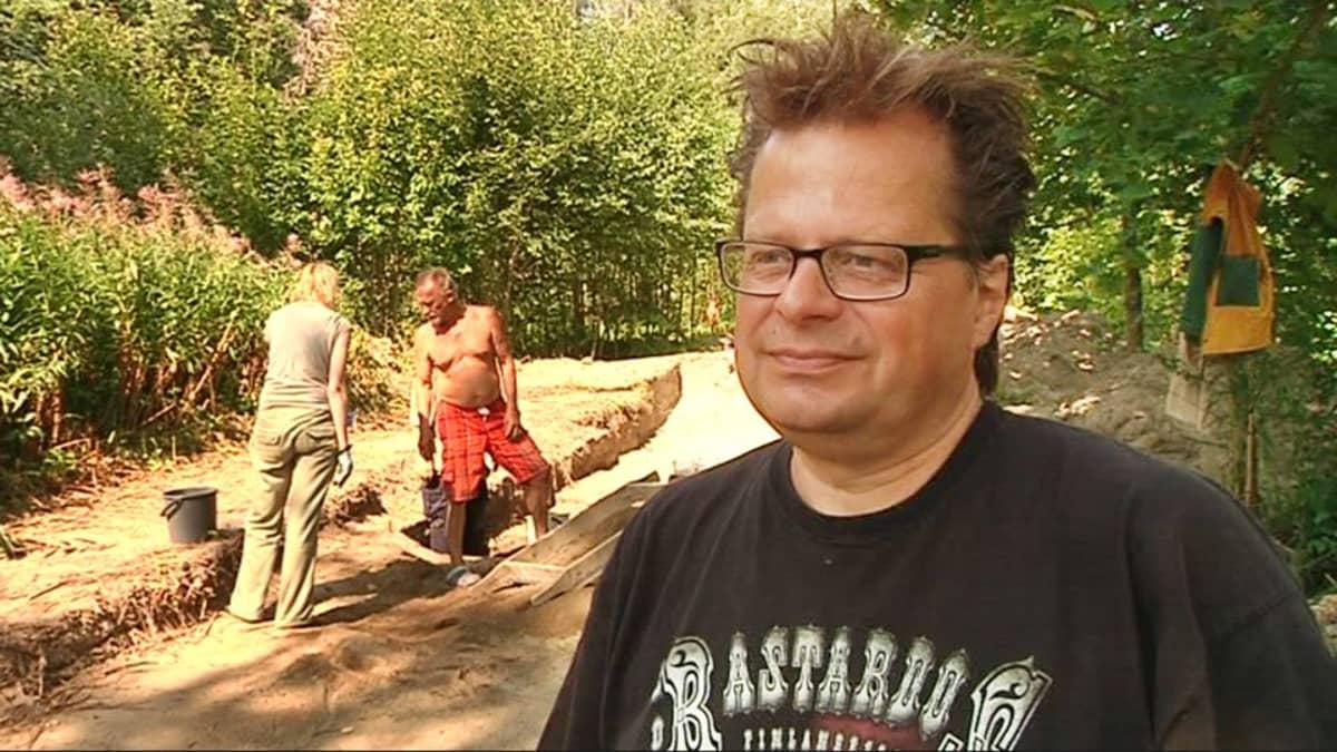 Arkeologi Jan Fast
