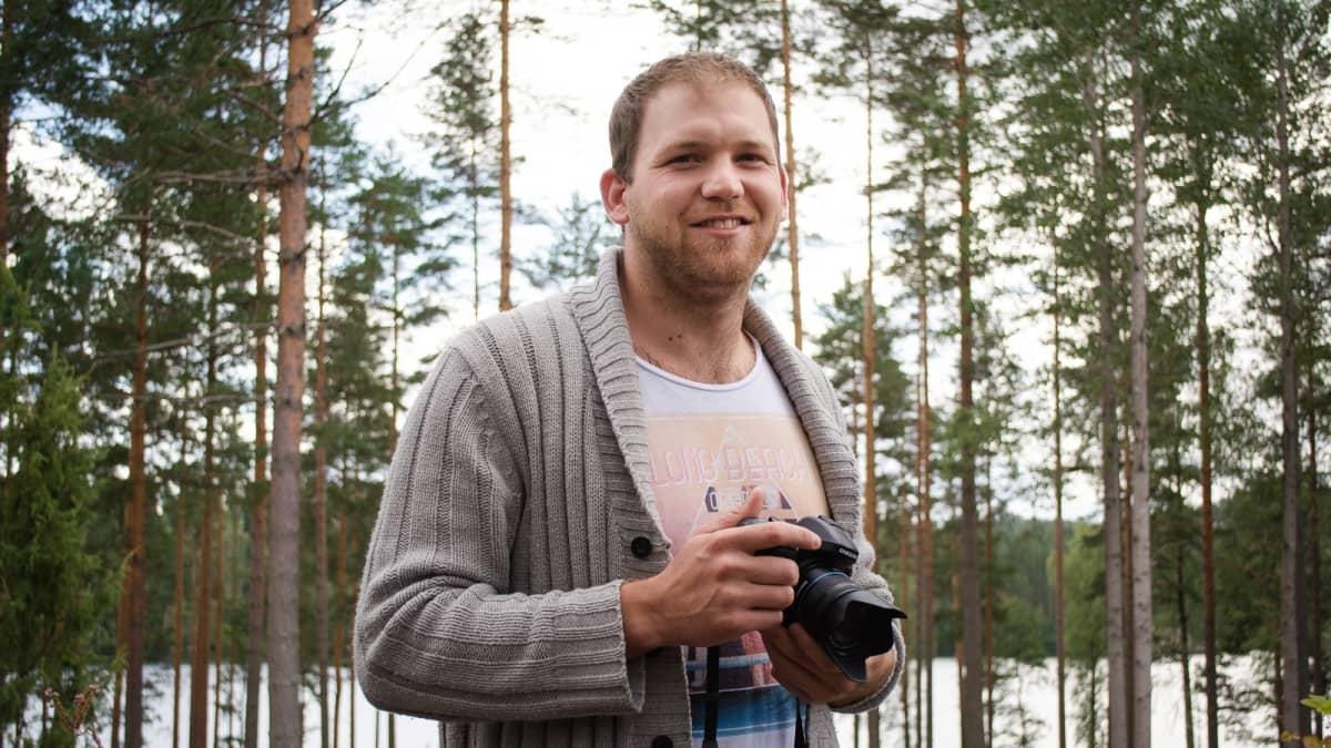 Sebastian Canaves, matkabloggaaja