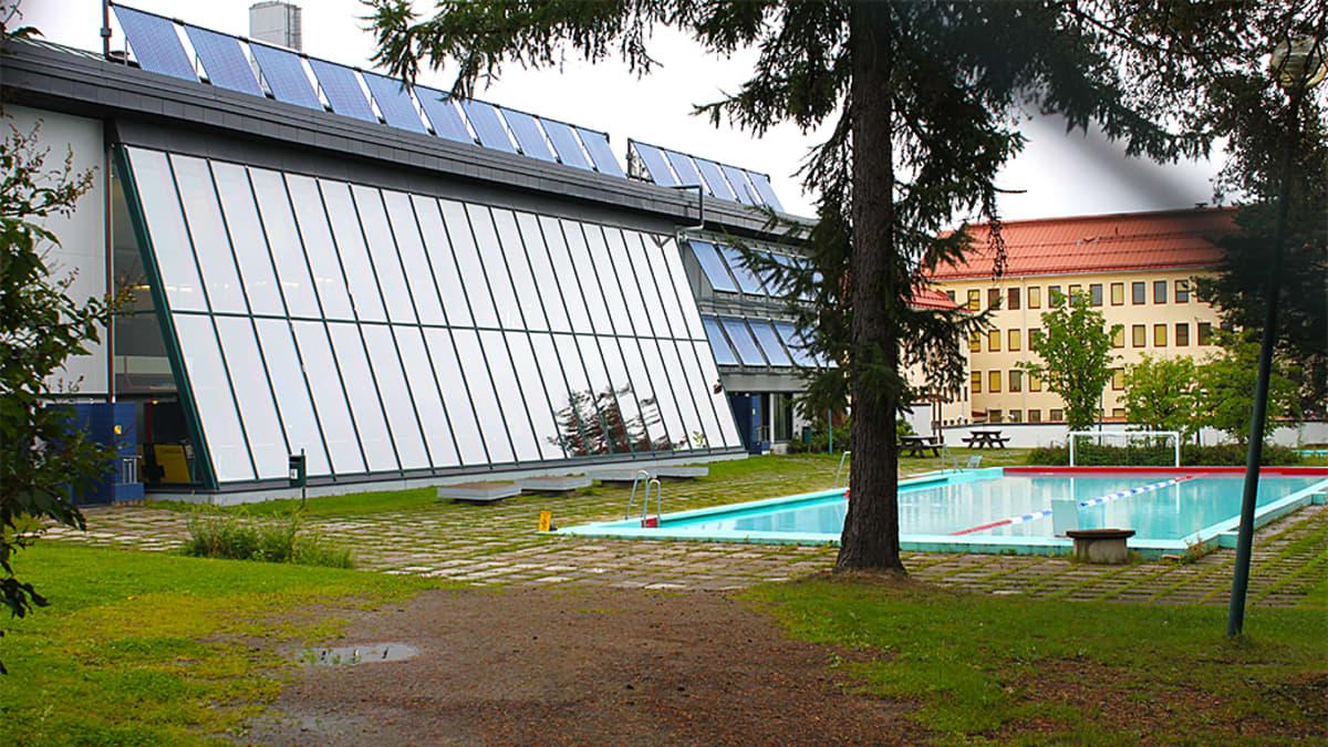 Uimahalli Vesihiisi Rovaniemellä