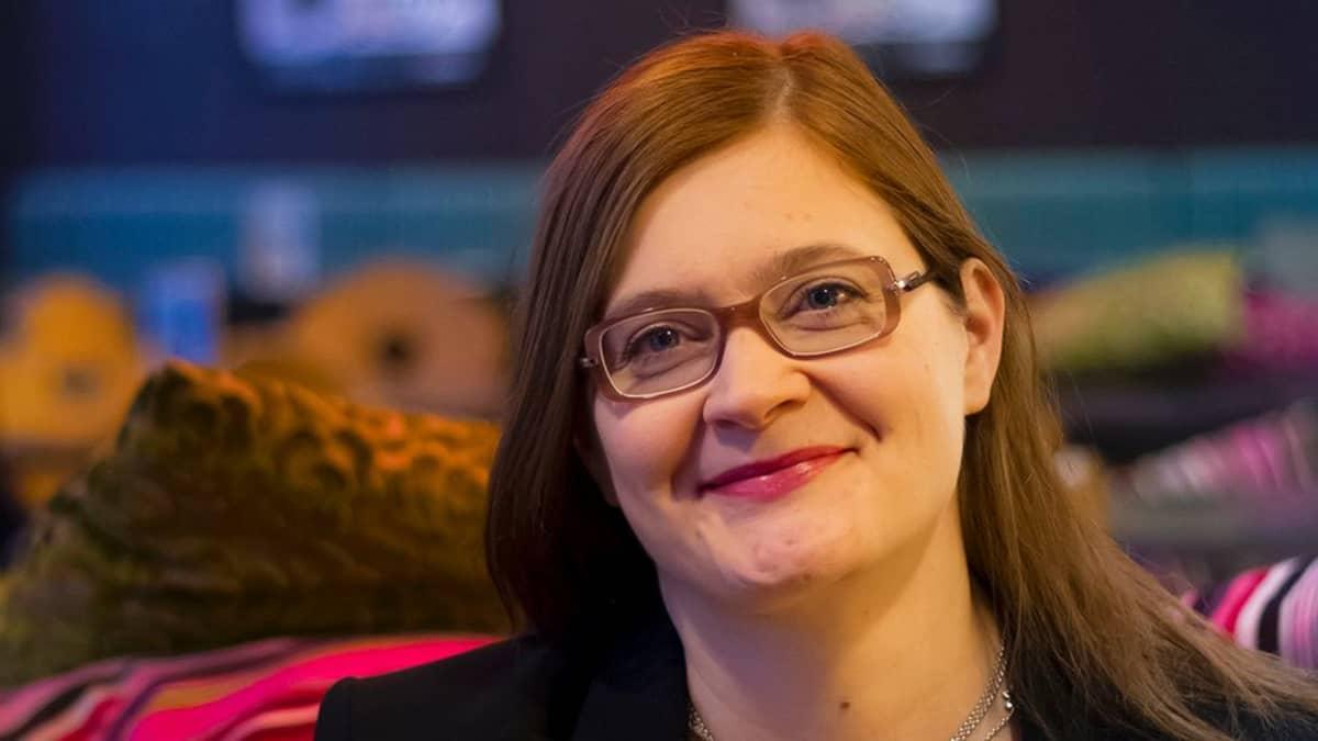 Kittilän kunnanjohtaja Anna Mäkelä